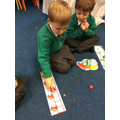 Careful Counting Spider Game