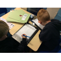 Writing in the Role Play Area