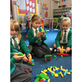 Constructing using Numbers