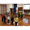 PE- Dancing to Nursery Rhymes