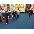 Musical Bumps at our Christmas Party