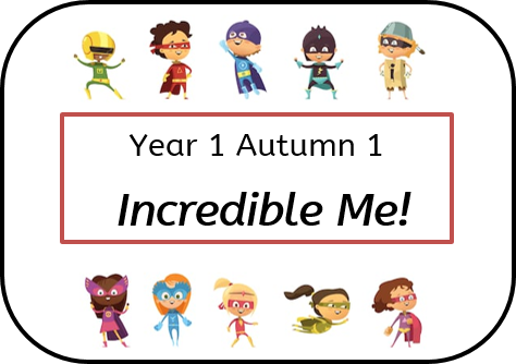Year 1 Autumn 1: Incredible Me !