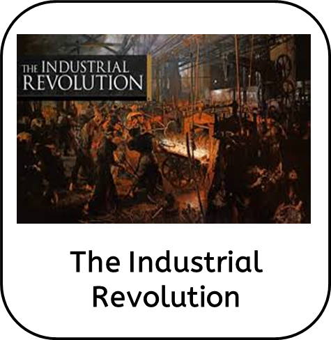 Year 6: The Industrial Revolution