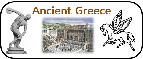 Year 3 - Spring 1 Topic: Ancient Greece
