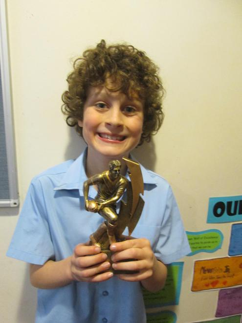 Ethan - most improved player