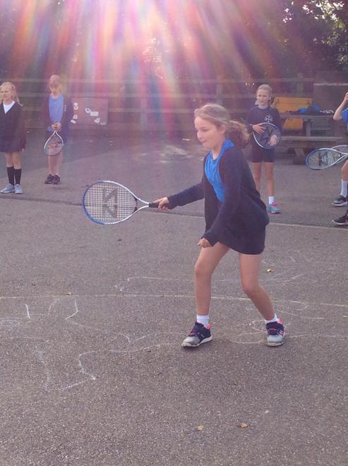 Y5 tennis