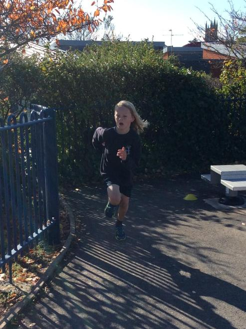 Y5 Cross Country