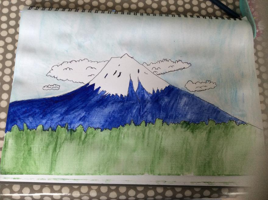Y6 Mount Fuji