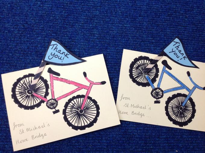 Year 6 completed Bikeability training this week!