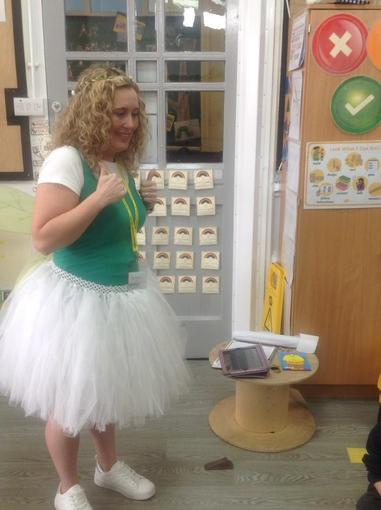 The Tooth Fairy Visit