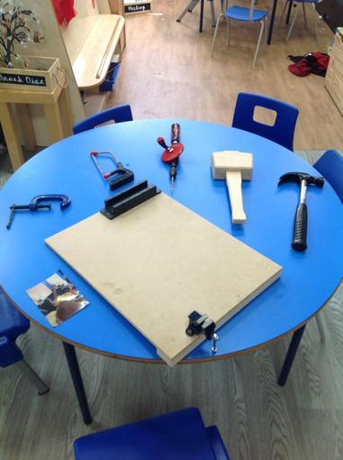 Exploring real tools purposefully.