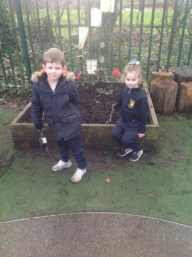 Gardening Collaborative  Project