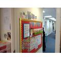 Class notice board