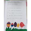 Charlie's Easter poem