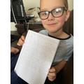 Harry's fabulous writing based on Iron Man