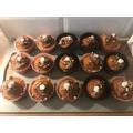 Jamie's homemade cakes!