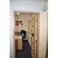 Mrs Corner's and Mr Martin's office