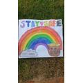 Evie's rainbow