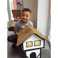 Theo's Tudor house