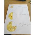 Eddie's fab decimal and fraction work!