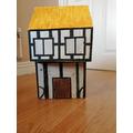 Felicity's Tudor house