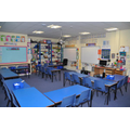 Here is 5T's classroom