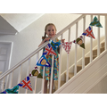 Nell's VE day bunting