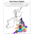 Poppy's fab geography work