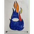 Daniel's flame