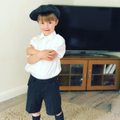 Finley's VE day outfit