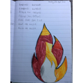 Theo's Great fire of London poem