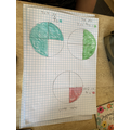 Zach's fab decimal and fraction work