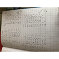 Clark's Maths work