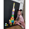 Robyn's Eiffell Tower