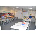 Here is 6B's classroom