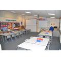 Here is 6B's classroom