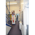 Reception and KS1 corridor