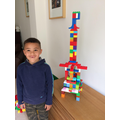 Theo;s Eiffel Tower