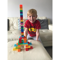 Luca's Eiffel Tower