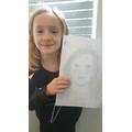 Lucie's portrait