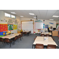 Here is 5J's classroom