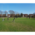 St Michael's Tag Rugby Team in action