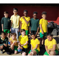 St Michael's Tag Rugby Team