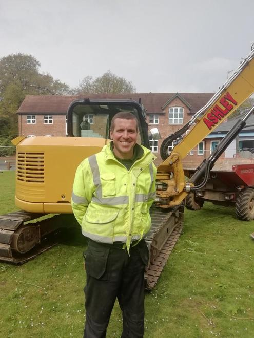 Rob - Site Manager