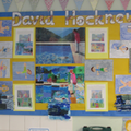 Learning about David Hockney for British art week