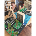 Look at this amazing London City design!