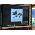 Creation Story and dinosaurs