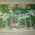Learning about Palm Sunday