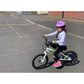 No stabilisers for Eve!