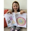 Lots of geography for Eve!